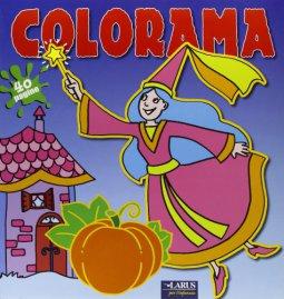 Copertina di 'Colorama. Fata'