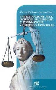Copertina di 'Introduzione alle scienze giuridiche e formazione giuridico-pastorale'
