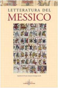 Copertina di 'Letteratura del Messico'
