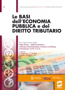 Copertina di 'Le basi dell'Economia pubblica e del Diritto tributario'