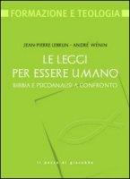 Le leggi per essere umano - Lebrun Jean-Pierre, Wénin André