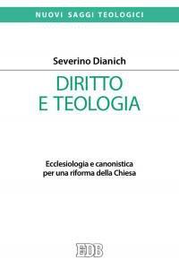 Copertina di 'Diritto e teologia'