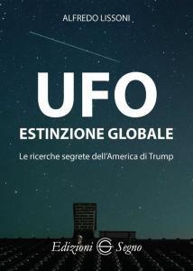 Copertina di 'UFO. Estinzione globale'