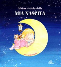 Copertina di 'Album ricordo della nascita. Rosa. Con CD'