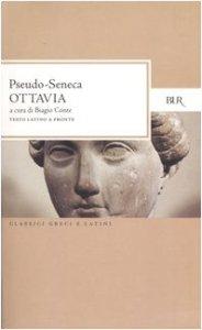 Copertina di 'Ottavia. Testo latino a fronte'