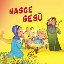 Copertina di 'Nasce Gesù'