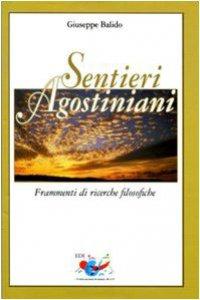 Copertina di 'Sentieri agostiniani. Frammenti di ricerche filosofici'