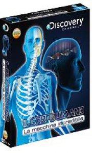 Copertina di 'Il corpo umano -  La macchina incredibile'