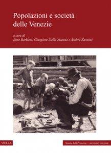 Copertina di 'Popolazioni e società delle Venezie'