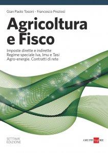 Copertina di 'Agricoltura e fisco'