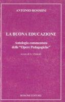 La buona educazione - Antonio Rosmini