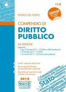 Copertina di 'Compendio di Diritto Pubblico'