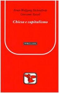 Copertina di 'Chiesa e capitalismo'