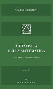 Copertina di 'Metafisica della matematica.'