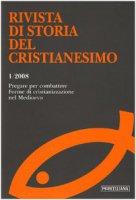 Rivista di storia del cristianesimo (2008)