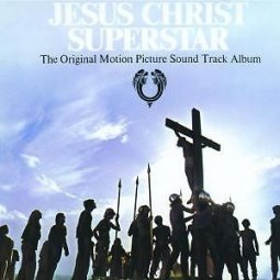Copertina di 'Jesus Christ Superstar'