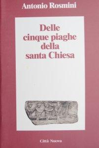 Copertina di 'Delle cinque piaghe della santa chiesa'
