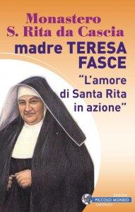 Copertina di 'L'amore di santa Rita in azione'