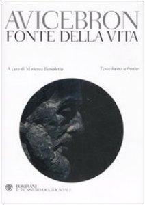 Copertina di 'Fonte della vita. Testo latino a fronte'