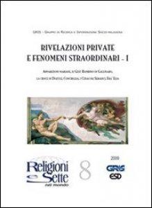 Copertina di 'Rivelazioni private e fenomeni straordinari'