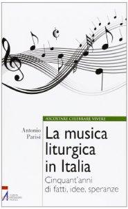 Copertina di 'La musica liturgica in Italia'