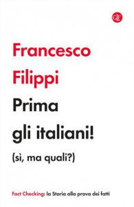 Copertina di 'Prima gli italiani! (sì, ma quali?)'