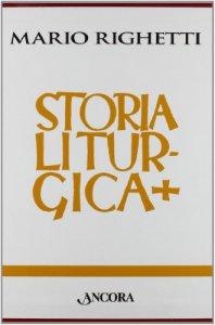 Copertina di 'Manuale di storia liturgica - vol. I, II, III, IV - Cofanetto'