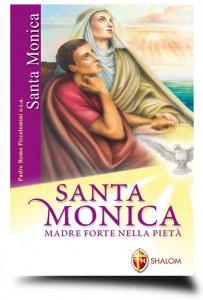 Copertina di 'Santa Monica. Madre forte nella pietà'