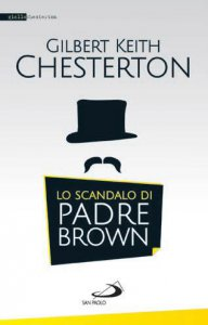 Copertina di 'Lo scandalo di padre Brown'