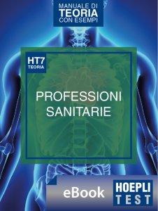 Copertina di 'Hoepli Test 7 - Professioni sanitarie'