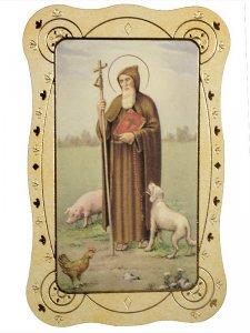 Copertina di 'Immagine Sant'Antonio Abate (10 pezzi)'