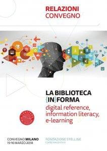 Copertina di 'La biblioteca (in)forma'