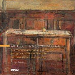 Copertina di 'Arte, scienza e conoscenza'