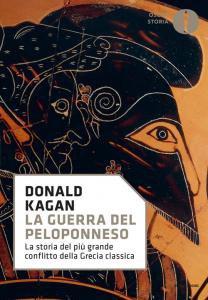 Copertina di 'La guerra del Peloponneso'