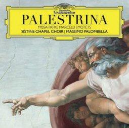 Copertina di 'Missa Papae Marcelli - Mottetti - Coro della Cappella Musicale Pontificia Sistina'
