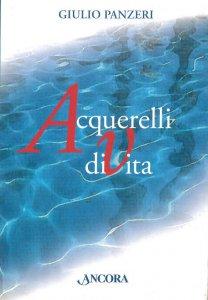 Copertina di 'Acquerelli di vita'