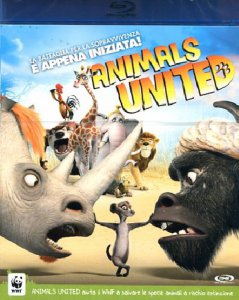 Copertina di 'Animals United (Blu-ray)'