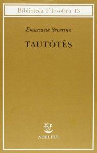Copertina di 'Tautótes'