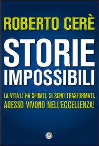 Copertina di 'Storie impossibili'