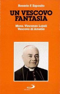 Copertina di 'Un vescovo fantasia'