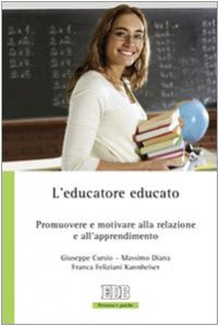 Copertina di 'L'educatore educato'