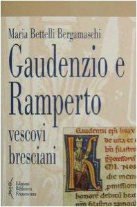 Copertina di 'Gaudenzio e Ramperto. Vescovi bresciani'