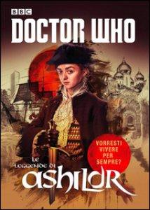 Copertina di 'Le leggende di Ashildr. Doctor Who'
