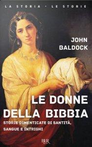 Copertina di 'Le donne della Bibbia'