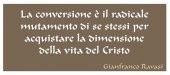 """Immagine di 'SpiriTazza """"La conversione"""" (Gianfranco Ravasi) - Mod. Marrone'"""
