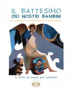 Copertina di 'Il battesimo dei nostri bambini'
