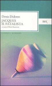 Copertina di 'Jacques il fatalista'