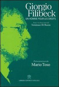 Copertina di 'Giorgio Filibeck. Un homme pour les droits'