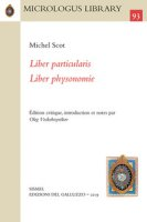 Liber particularis-Liber physionomie. Ediz. critica - Michele Scoto