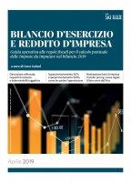 Bilancio d'esercizio e reddito d'impresa - Luca Gaiani